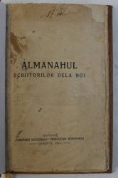 ALMANAHUL SOCIETATII SCRIITORILOR ROMANI  PE ANUL 1912  - BUC. 1912