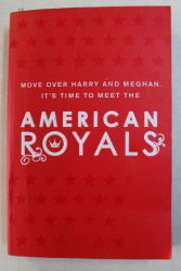 AMERICAN ROYALS by KATHARINE McGEE , 2019