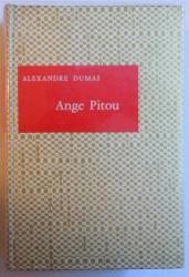 ANGE PITOU par ALEXANDRE DUMAS , 1953