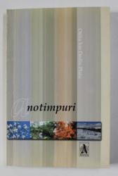 ANOTIMPURI - versuri de OTILIA ION DEDIU - PLAIU , 2007 , DEDICATIE*