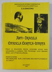 ANTI - DRACULA , CITADELA CIORTEA - ISTRITA de C.A. DIACONU , 1995