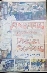 ANUARUL GENERAL AL PRESEI ROMANE, 1907