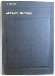APARATE ELECTRICE de GH. HORTOPAN , 1967