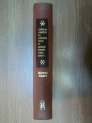 APLICAREA ECUATIILOR CU DIFERENTE FINITE LA CALCULUL PLACILOR CURBE SUBTIRI , EDITIA A II-A de MIRCEA SOARE , 1968