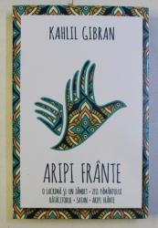 ARIPI FRANTE de KAHLIL GIBRAN , 2020