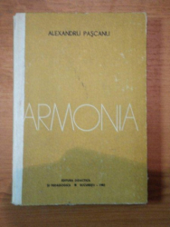 ARMONIA-ALEXANDRU PASCANIU