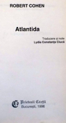 ATLANTIDA de ROBERT COHEN , 1996