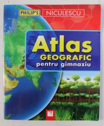 ATLAS GEOGRAFIC PENTRU GIMNAZIU , 2013