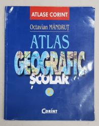 ATLAS GEOGRAFIC SCOLAR de OCTAVIAN MANDRUT , 2011