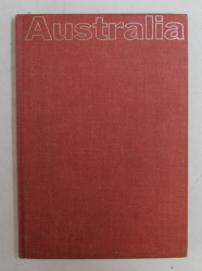 AUSTRALIA by BRUCE BRANDER ...HECTOR HOLTHOUSE , 1968