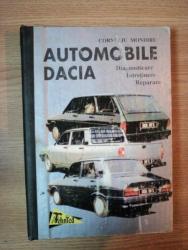 AUTOMOBILE DACIA de CORNELIU MONDIRU , 1998