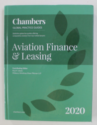 AVIATION FINANCE and LEASING by PAUL P. JEBELY , 2020