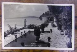 BALCIC - PARCUL PALATULUI REGAL - CARTE POSTALA FOTO