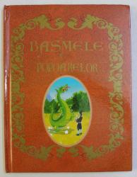 BASMELE POPOARELOR de FLORIN ONCICA , ILUSTRATII de VICTOR ANTONESCU , 2007