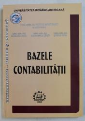 BAZELE CONTABILITATII , coordonator VICTOR MUNTEANU , 2003