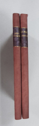 BIBLIOTECA NATIONALA A AROMANILOR publicata de TACHE PAPAHAGI , 2 VOL. - 1926, 1932