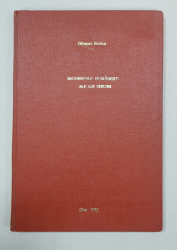 BIOGRAFIILE ROMANESTI ALE LUI UBICINI de OLIMPIU BOITOS - CLUJ, 1932