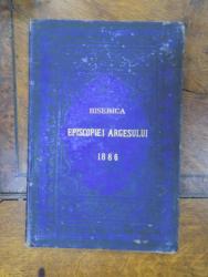Biserica Episcopiei Argesului, Istoria si descrierea ei, Sava Soimescu Bucuresti 1886
