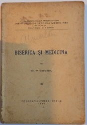 BISERICA SI MEDICINA , 1940