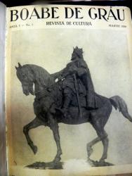 Boabe de grau Revista de cultura 1930