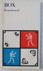 BOX - REGULAMENT , 1981