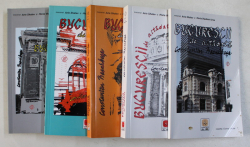 BUCURESCII DE ALTADATA de CONSTANTIN BACALBASA , 5 VOLUME , 2007