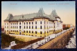 Bucuresti, Ministerul de Lucrari publice - Carte postala ilustrata