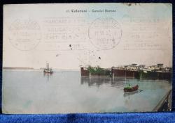 Calarasi, Canalul Borcea - CP Ilustrata