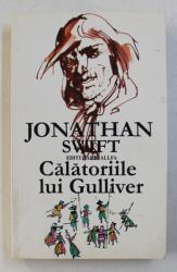 CALATORIILE LUI GULLIVER de JONATHAN SWIFT , 2002