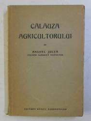 CALAUZA AGRICULTORULUI de AHGHEL JULEA , 1929