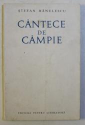 CANTECE DE CAMPIE de STEFAN BANULESCU , 1968