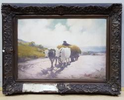 Car cu boi - C. Vasilesc
