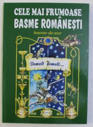 CELE MAI FRUMOASE BASME ROMANESTI , ILUSTRATII de COSTIN CALIMOCEANU , 2008
