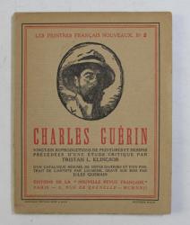 CHARLES GUERIN par TRISTAN L. KLINGSOR , 1922