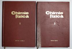 CHIMIE FIZICA VOL. I - II de I. CADARIU , L. ONICIU , I. ZSAKO , 1968