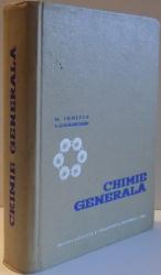 CHIMIE GENERALA de M. IONESCU , S. GOGALNICEANU , 1964