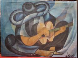 Chitarist, Semnat indescifrabil