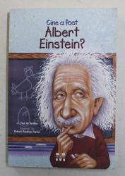 CINE A FOST ALBERT EINSTEIN de JESS M . BRALLIER , 2015