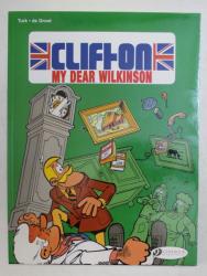 CLIFTON  - MY DEAR WILKINSON by TURK and de  GROOT , CONTINE BENZI DESENATE , 2005