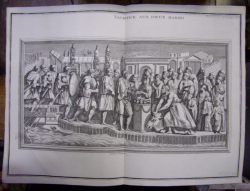 COLUMNA LUI TRAIAN - SACRIFICIU, PIETRO SANTI BARTOLI, 1673