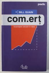 COM . ERT - AVANTAJELE VANZARII IN RETEA de BILL QUAIN , 2011