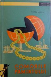 COMORILE PAMINTULUI de AUREL LECCA, 1962 , PREZINTA HALOURI DE APA