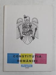 CONSTITUTIA ROMANIEI , 2003
