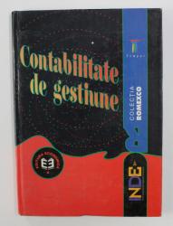 CONTABILITATE DE GESTIUNE de LOUIS DUBRULLE , 2000