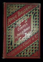 CONTES DU PAYS D'ARMOR par MARIE DELORME - PARIS, 1890
