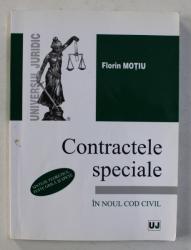 CONTRACTELE SPECIALE , IN NOUL COD CIVIL de FLORIN MOTIU , 2011