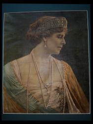 Costin Petrescu (1872-1954) - Regina Maria