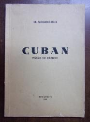 CUBAN . POEME DE RAZBOIU de EM. PASCULESCU-ORLEA (1943)