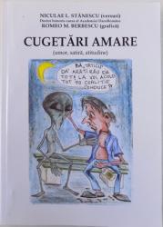 CUGETARI AMARE (UMOR, SATIRA, ATITUDINE) de NICULAE L. STANESCU , 2017
