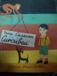 CURCUBEU de NINA CASSIAN , ILUSTRATII DE TIBERIU NICORESCU